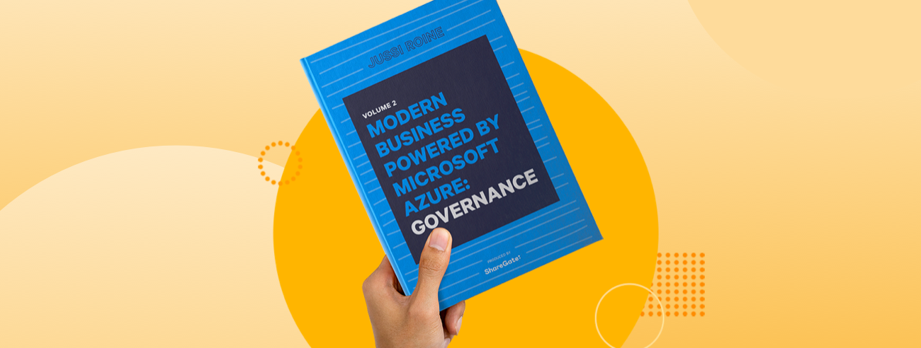 Image of the book Modern Business Powered by Microsoft Azure: Governance